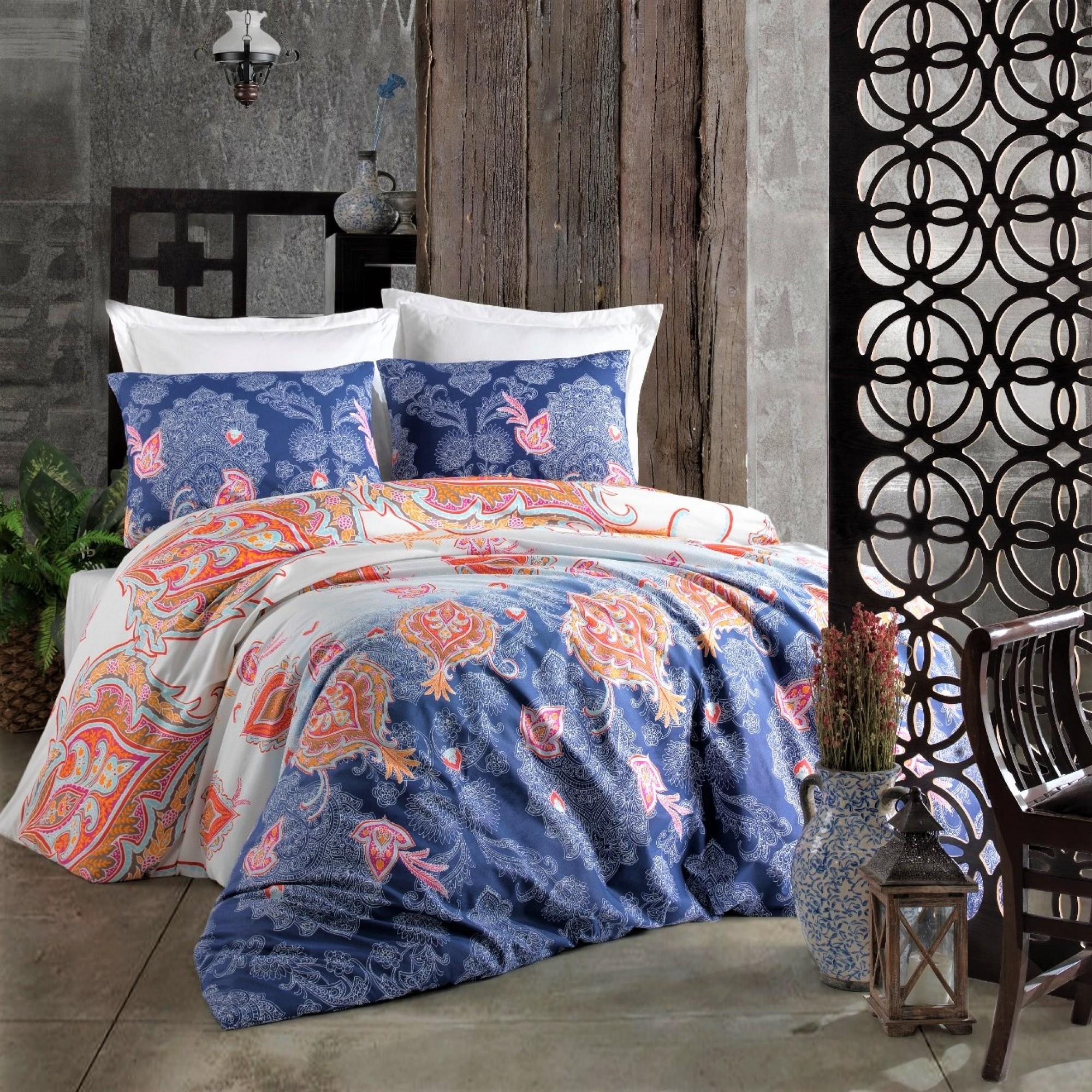Спално бельо от Ранфорс Зоя