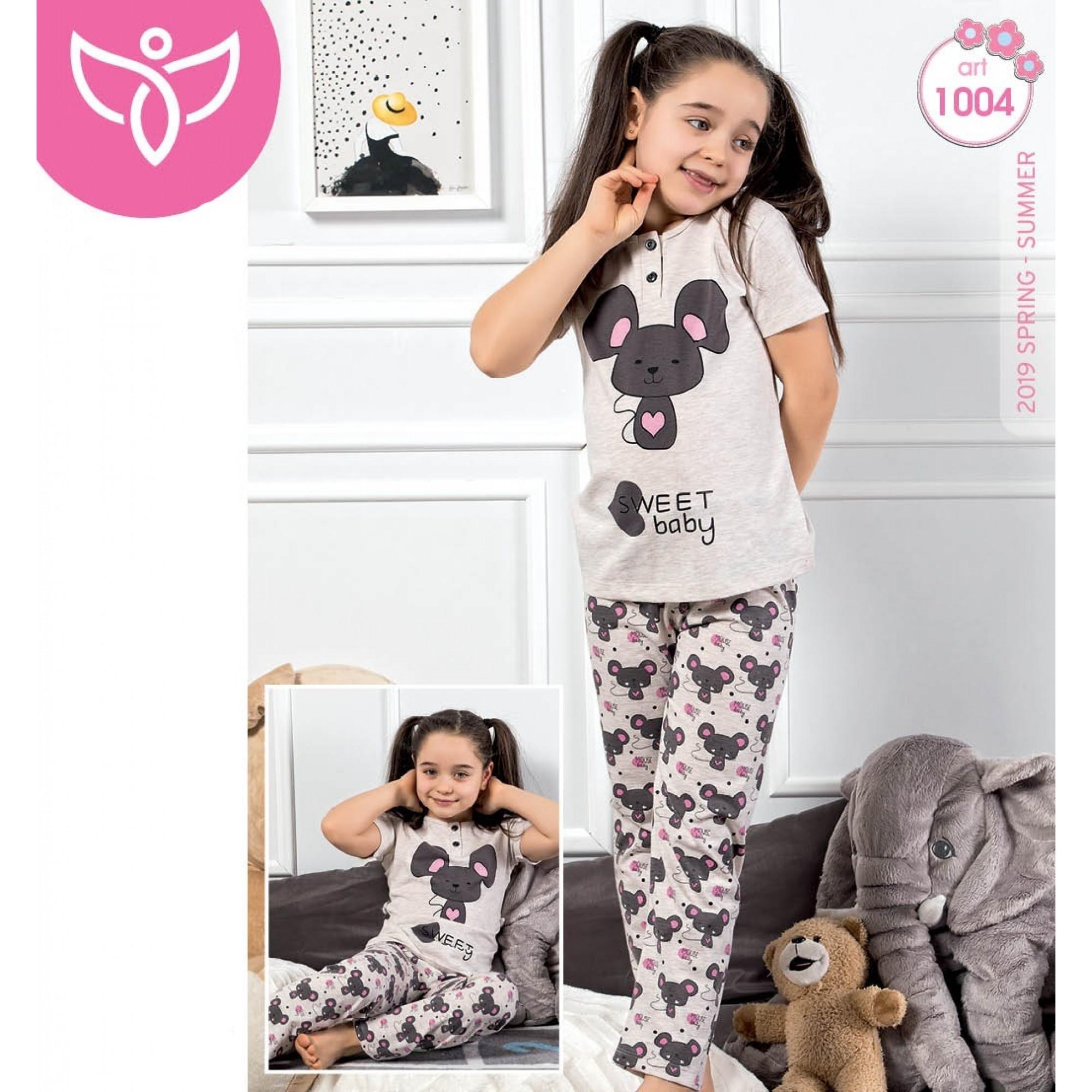 Детска пижама за момиче Sweet Baby