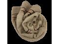 Хавлиена кърпа за ръце и лице Класик в бежаво
