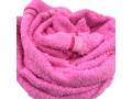 Памучна хавлиена кърпа 50/90 Класик розово