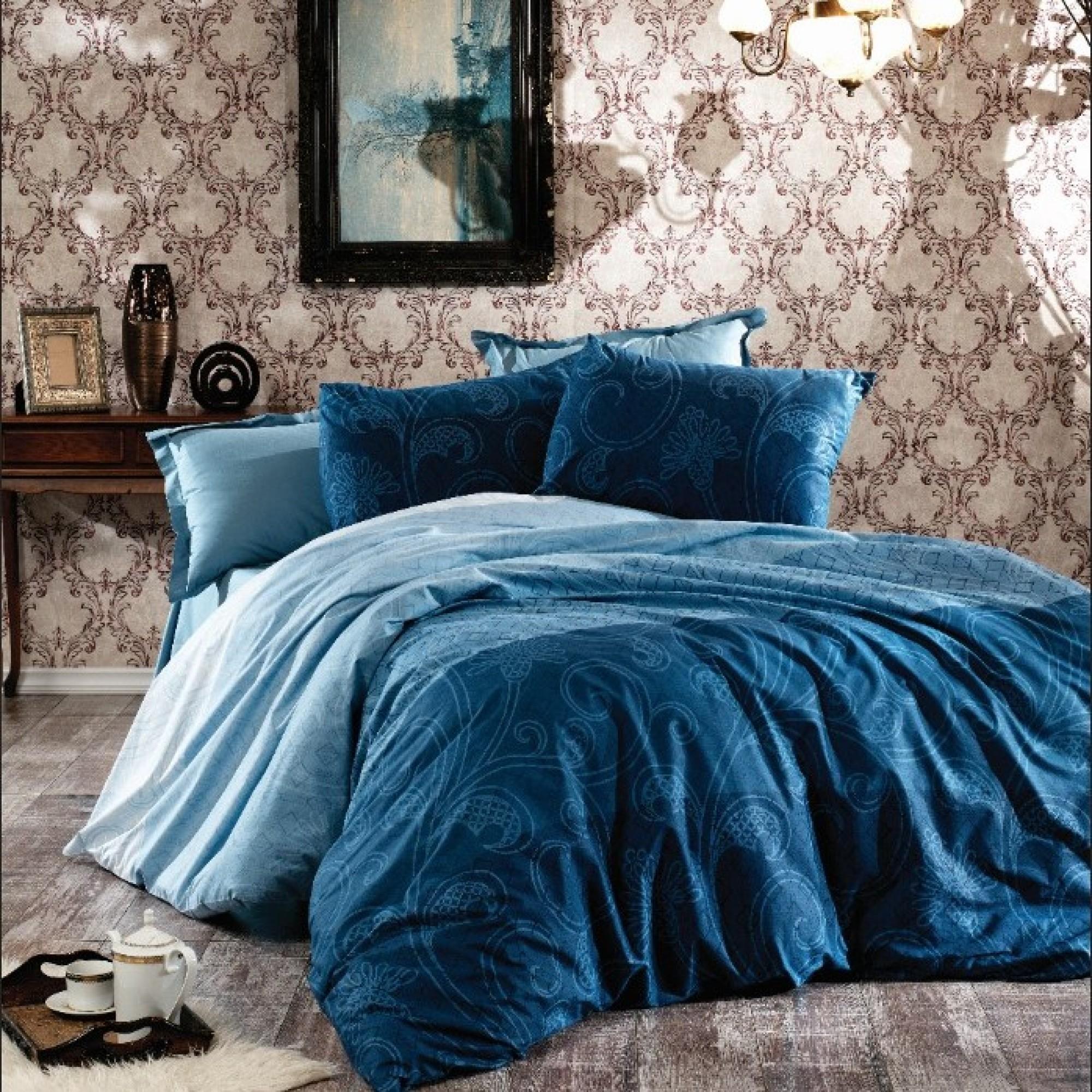 """Спален комплект """"Blue Magic"""" Ранфорс"""