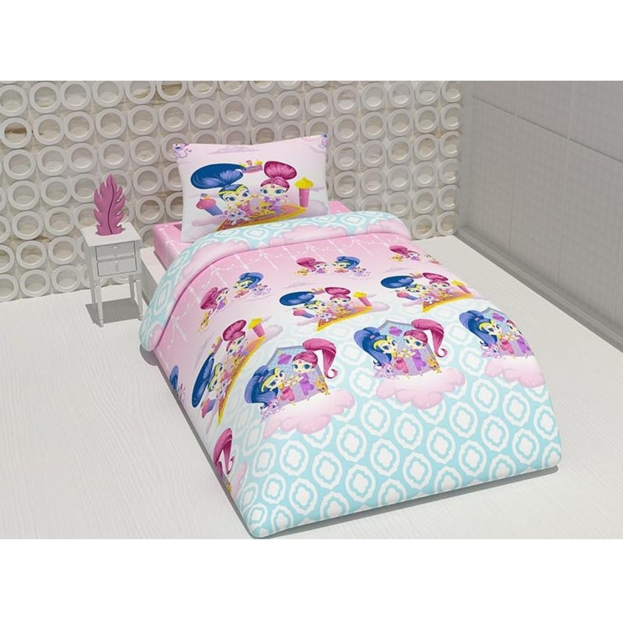 Детско спално бельо Искрица и Сияйница 100% Памук