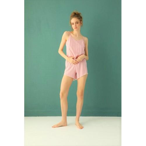 """Дамска пижама от 3 части """"Amanda"""""""