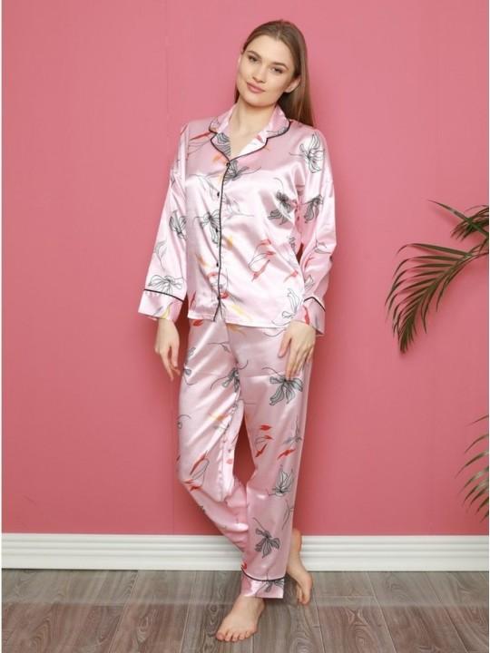 Lola луксозна пижама от сатен