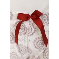 Памучна дамска пижама Etnic Style