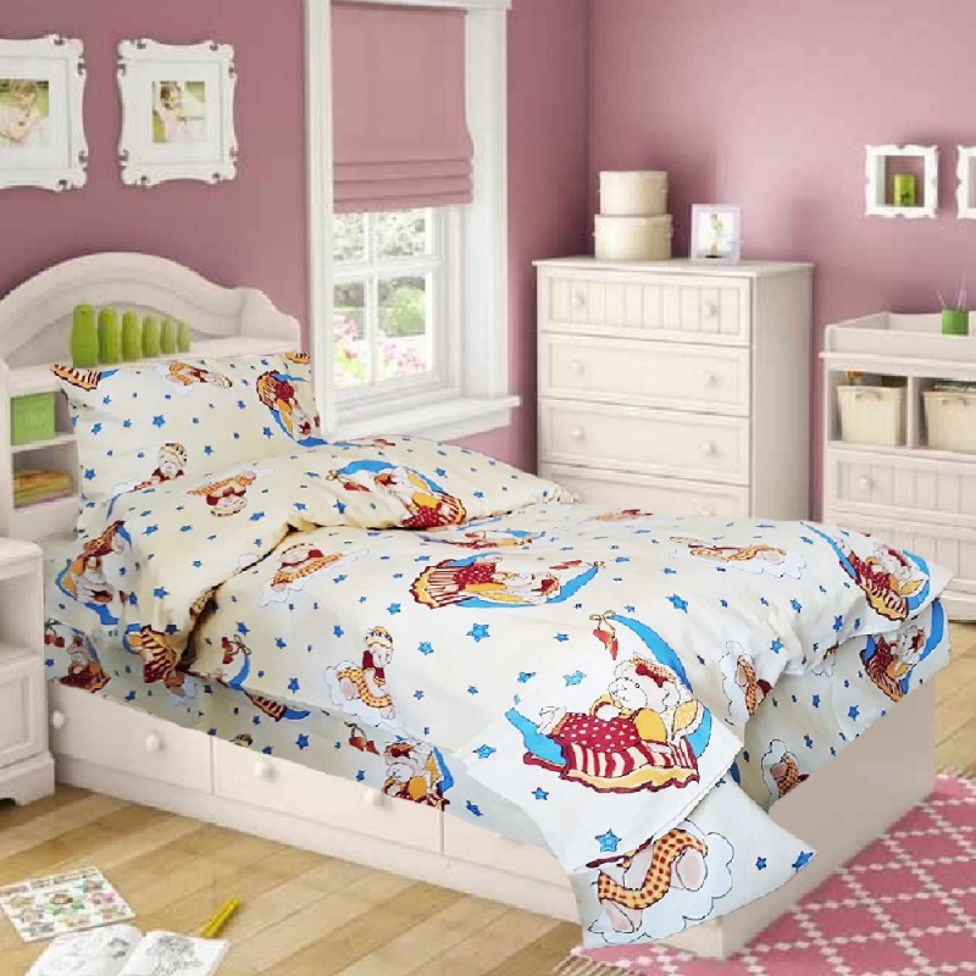 Бебешко спално бельо SWEET DREAM - 100% Памук