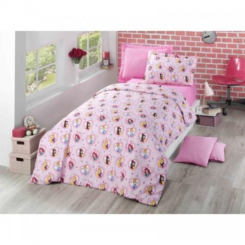 Бебешко спално бельо PRINCESS - Ранфорс