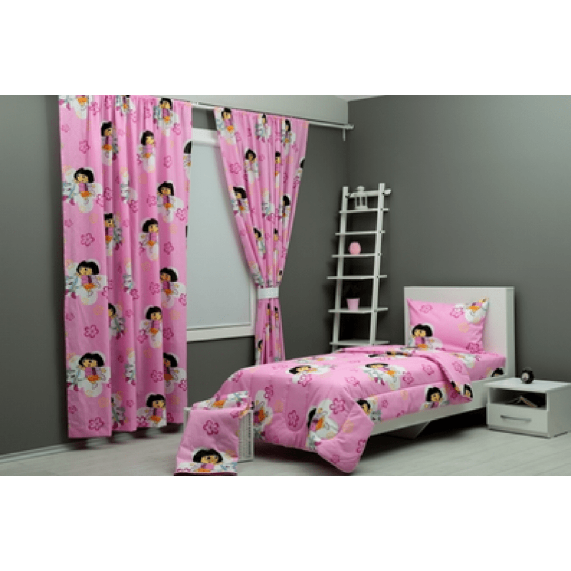 Детско спално бельо GIRL - Ранфорс