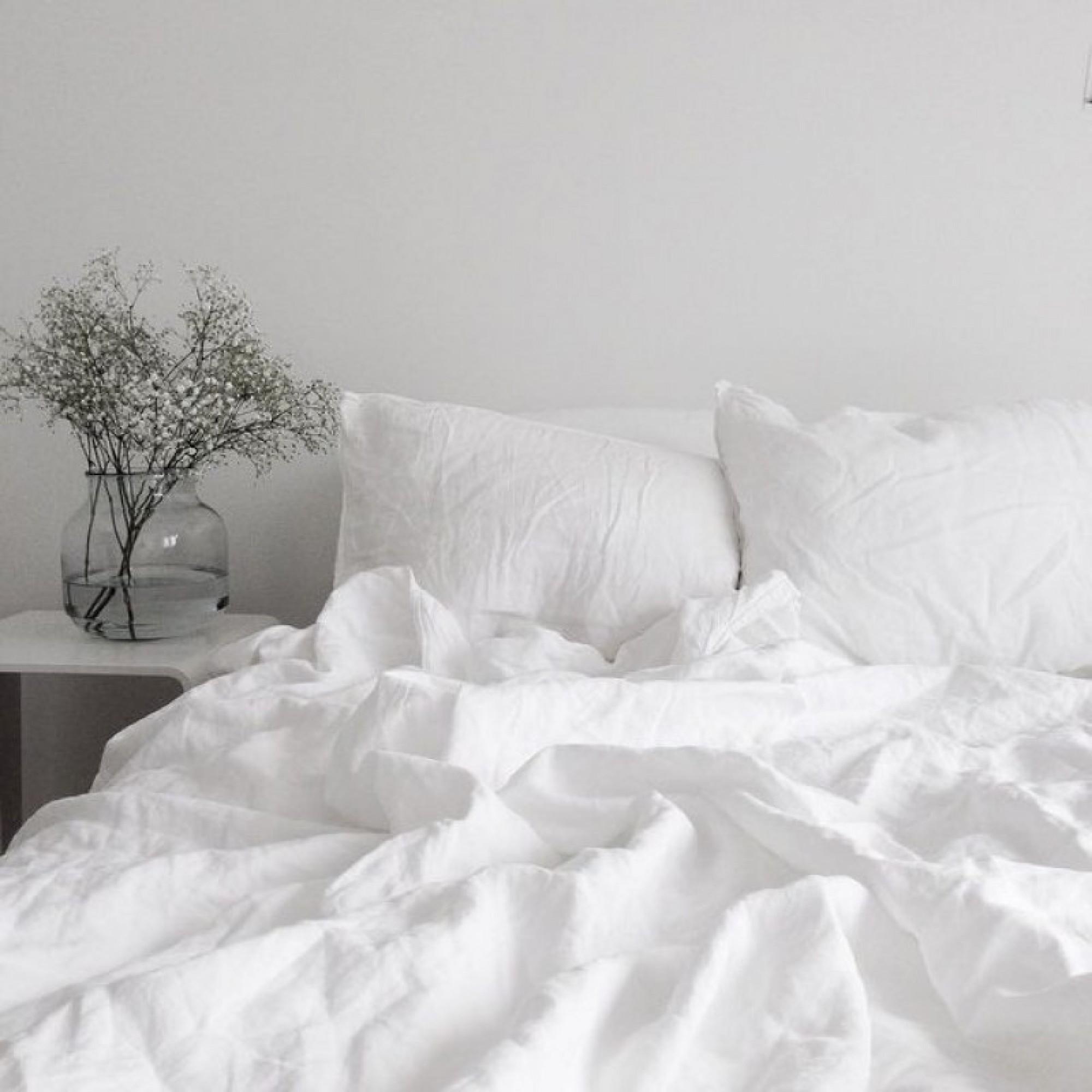 Плик за завивка WHITE – 100% памук