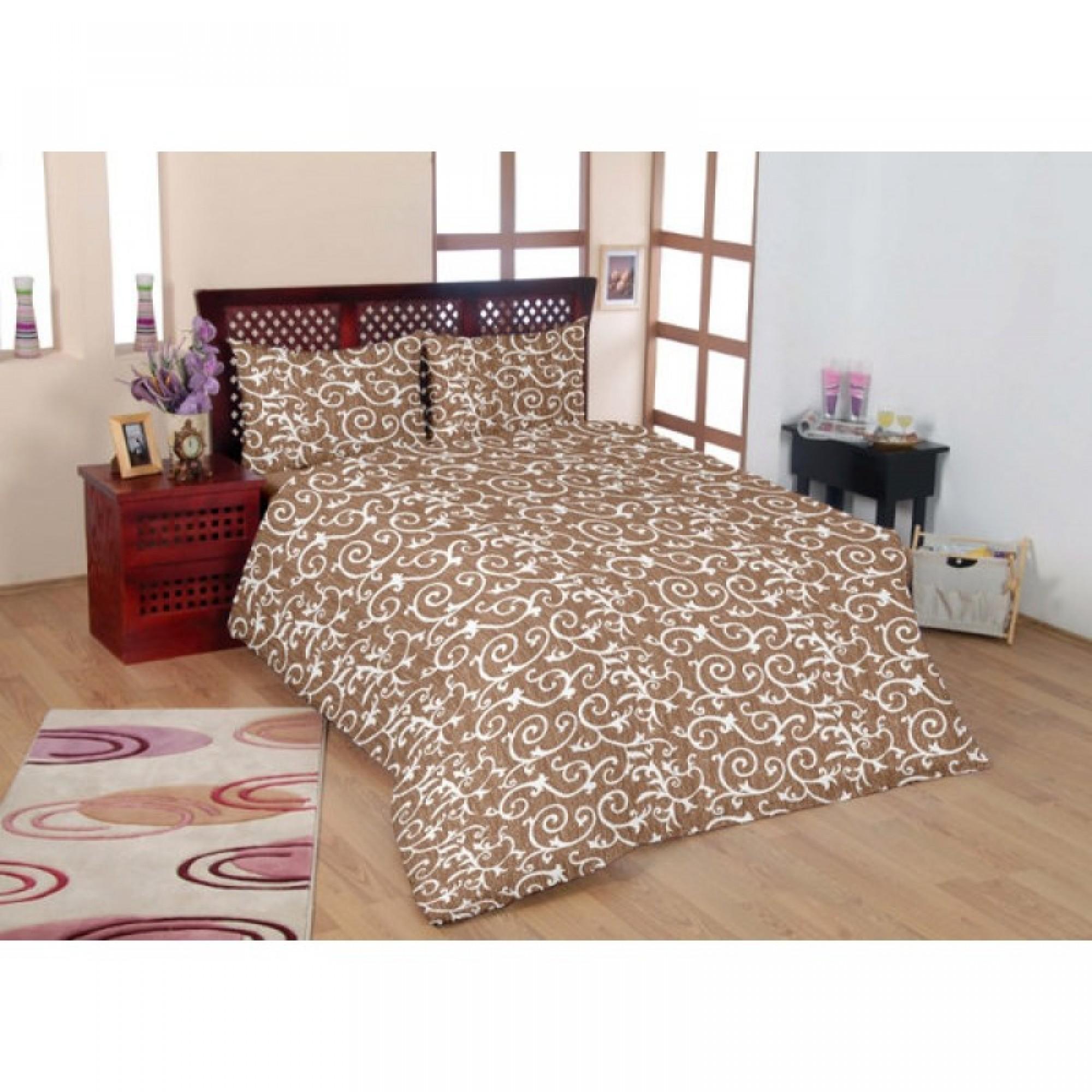 Спален комплект Орнаментика от 100% Памук