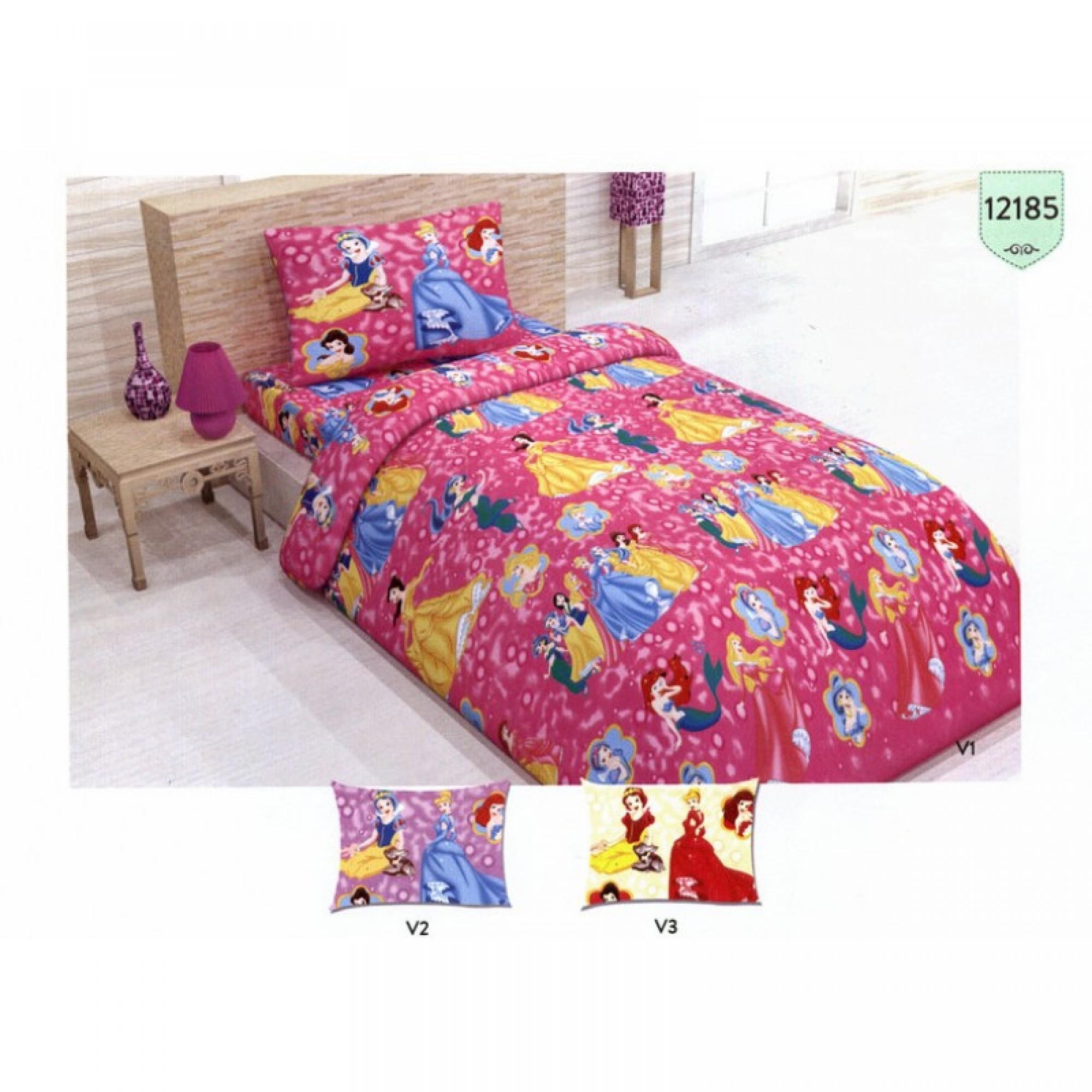 Детско спално бельо Disney Princesses от 100% Памук
