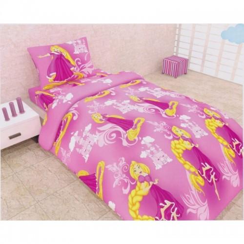 Памучно детско спално бельо Rapunzel
