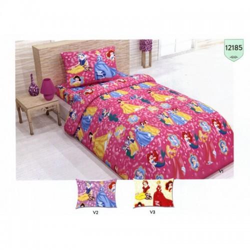 Детско спално бельо Ранфорс Disney World от 100% Памук