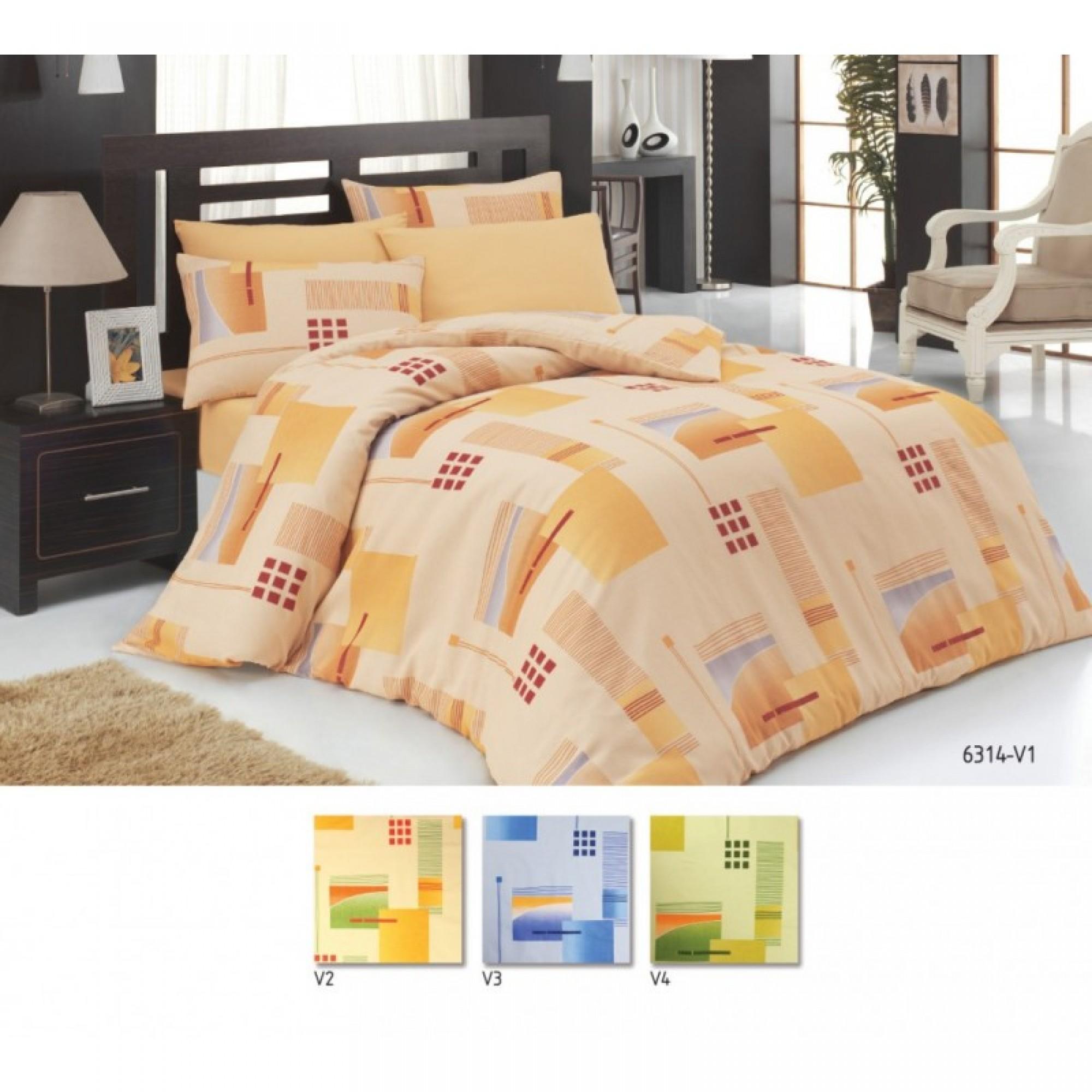 Спално бельо BELISSIMA – 100% Памук