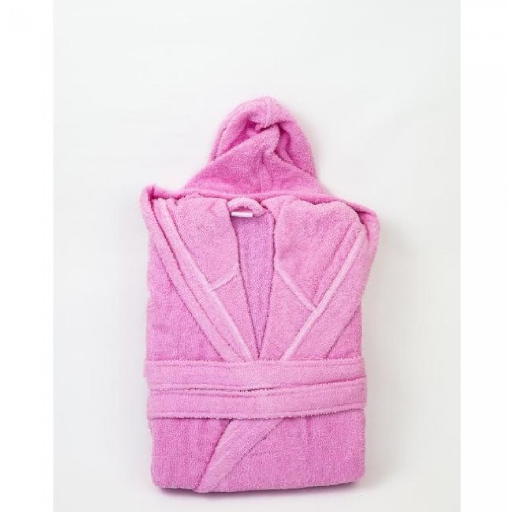 Юношески халат с качулка SOFTNESS – 100% Памук