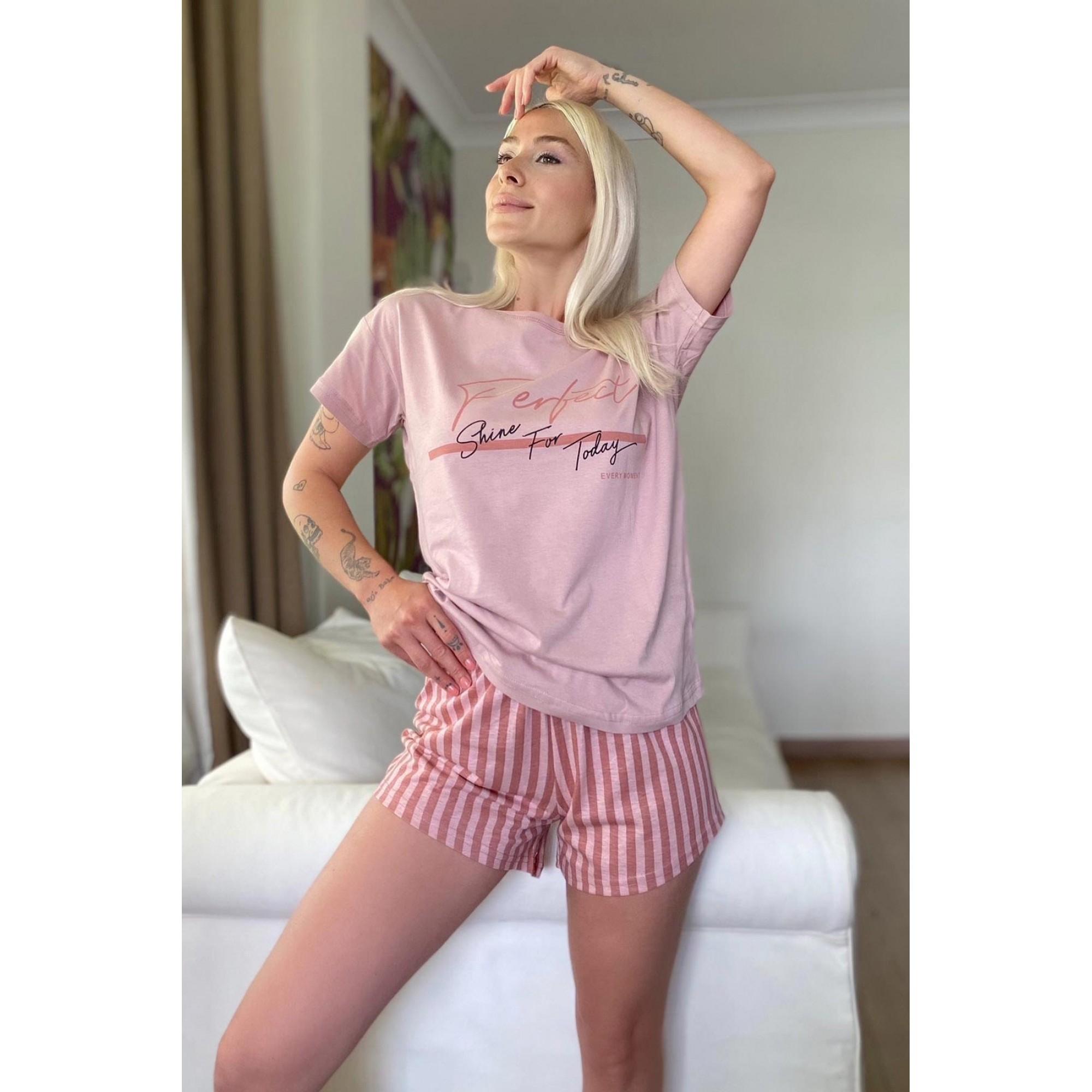 Дамска пижама Perfekt от две части