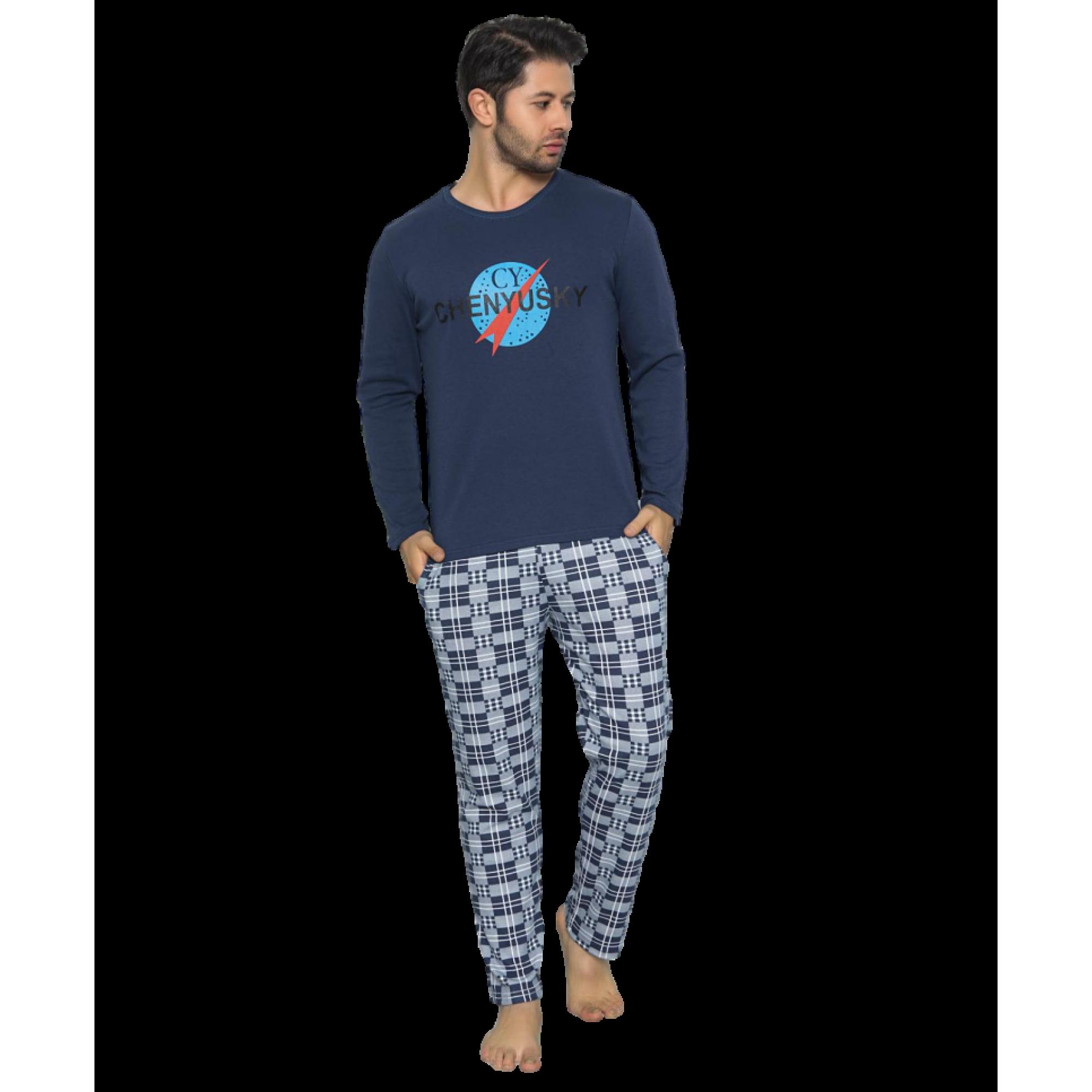 Мъжка пижама Adventure