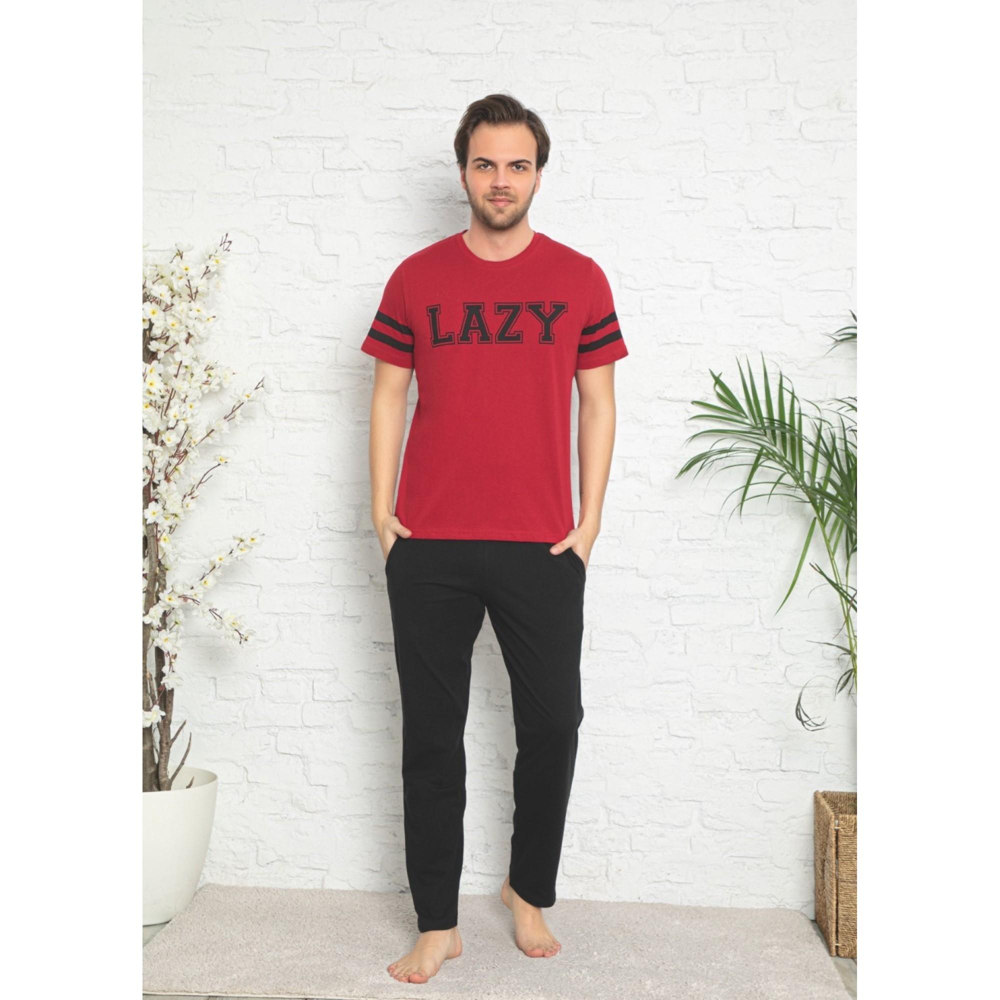 Мъжка пижама Lazy