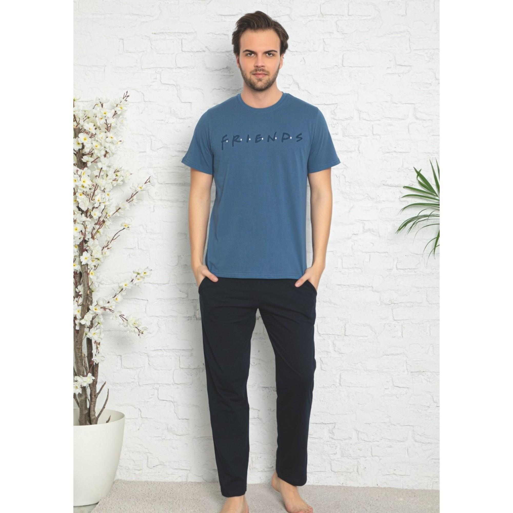 Мъжка пижама  Fashion