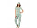 Дамска пижама с къс ръкав Funny