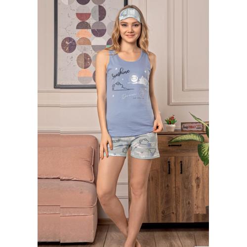 Дамска лятна пижама с безплатна доставка Sunshine
