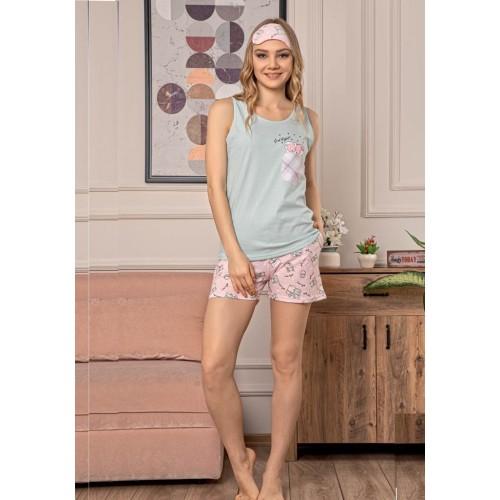 Good night дамска лятна пижама с безплатна доставка