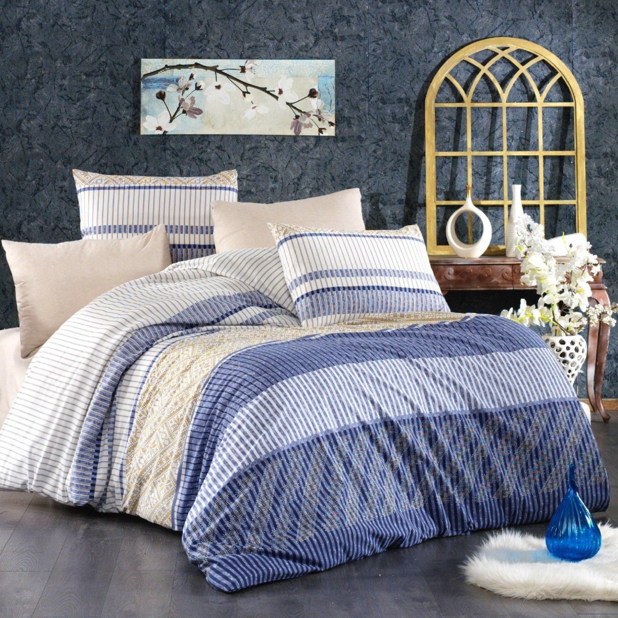 Спално бельо от ранфорс Mirabel