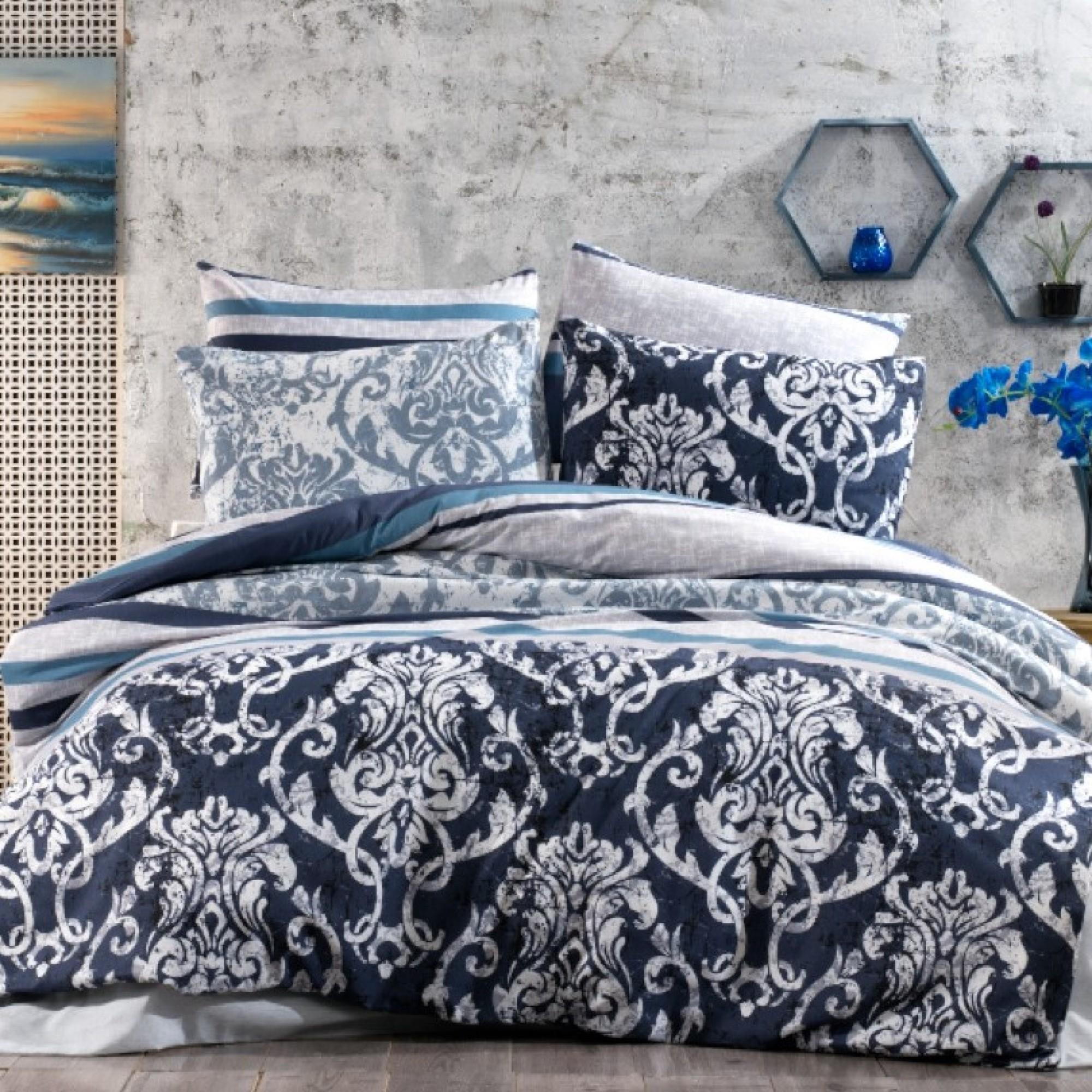 Спално бельо от ранфорс Romantic