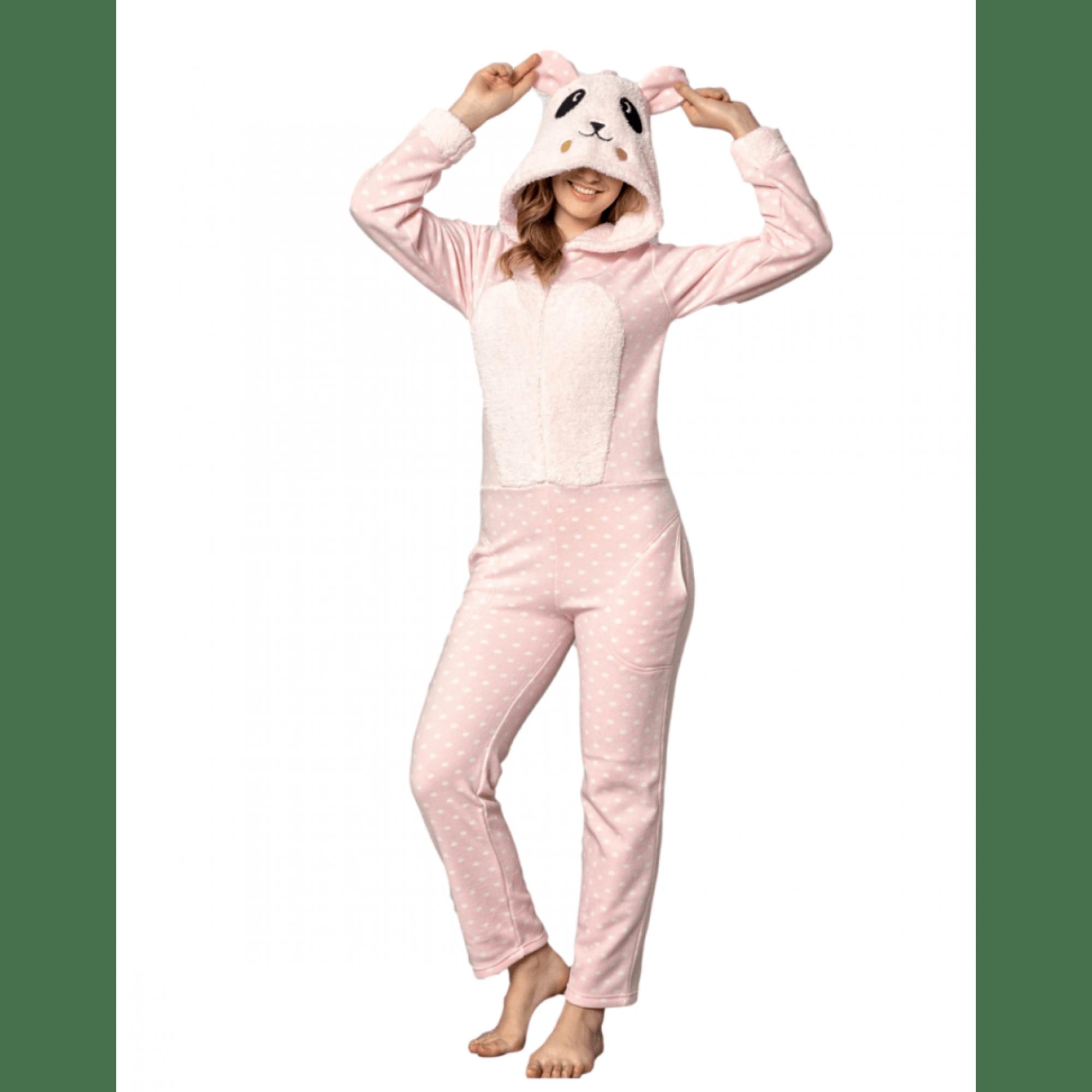 Дамски гащеризон за спане Sheep