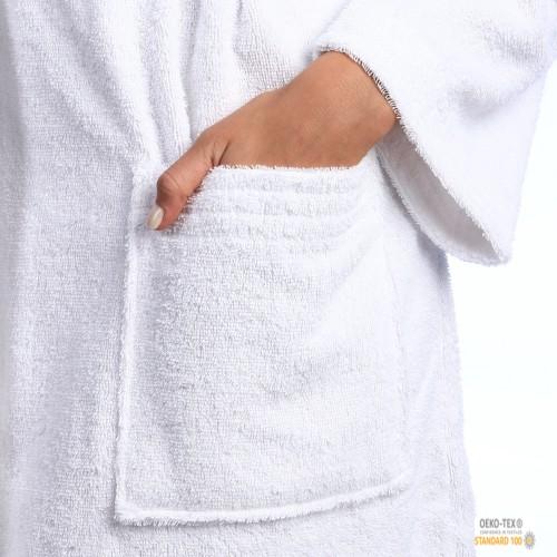Български халат с качулка Русалка