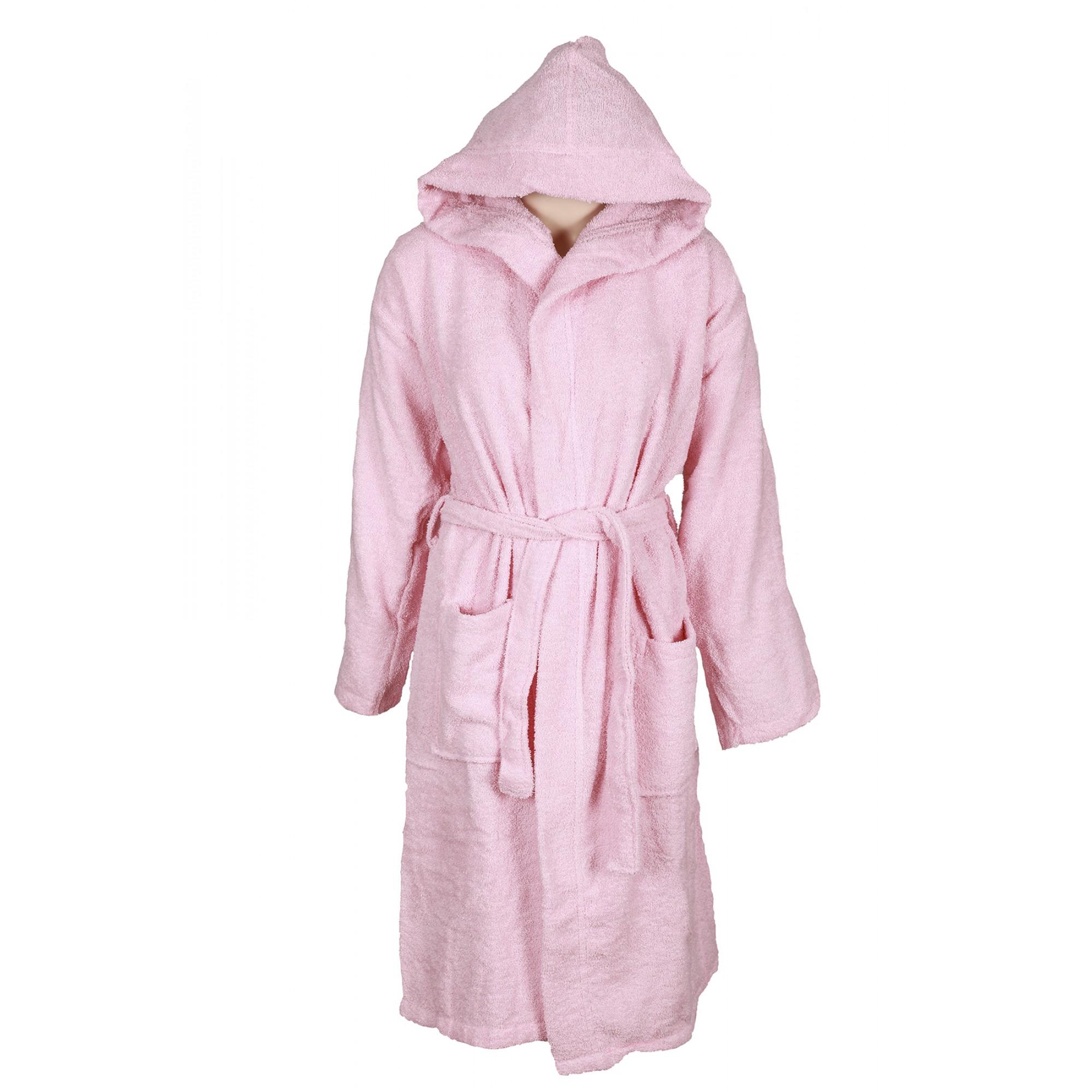 Памучен халат за баня Санур