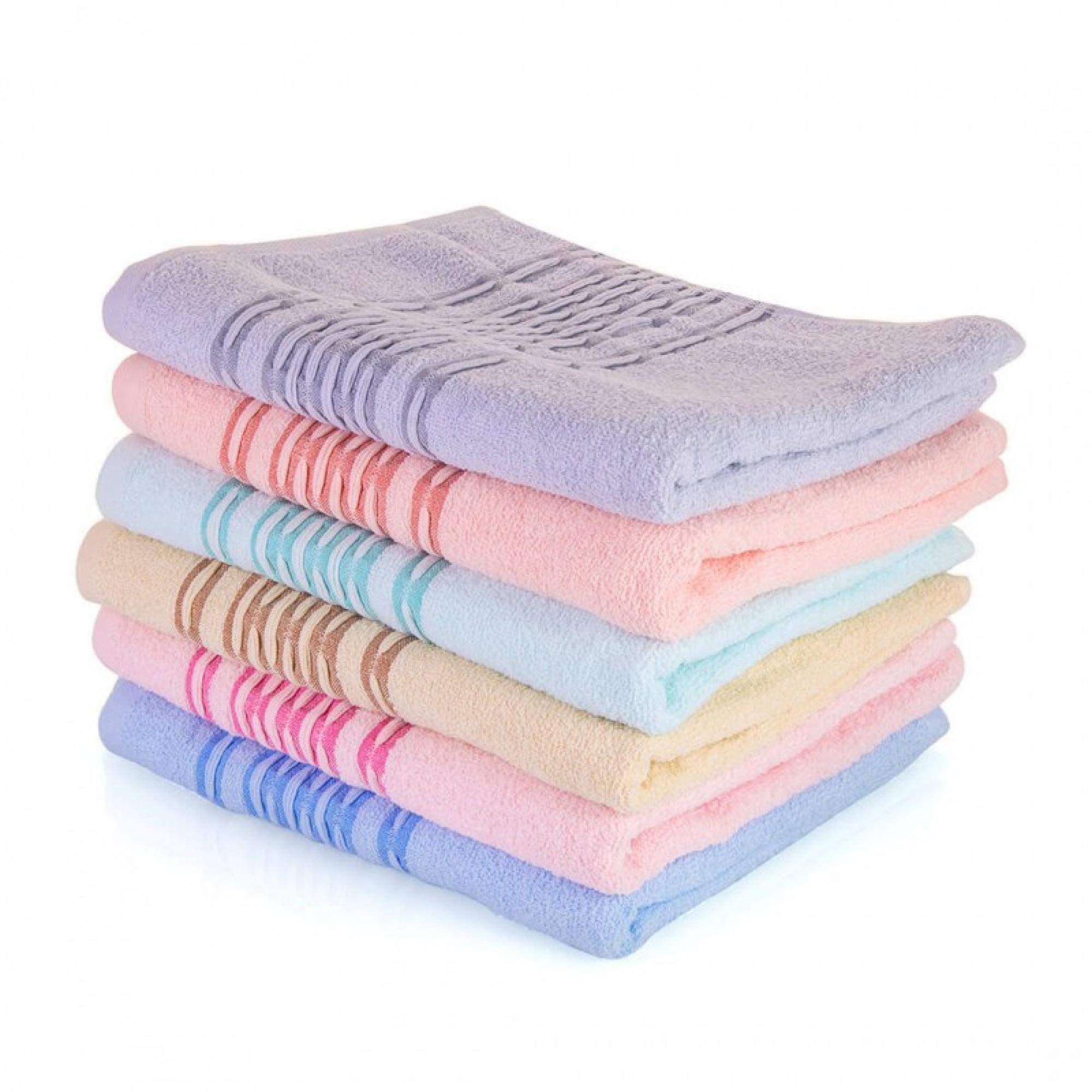 Хавлиена кърпа за баня 70/140 Dila - 100% Памук