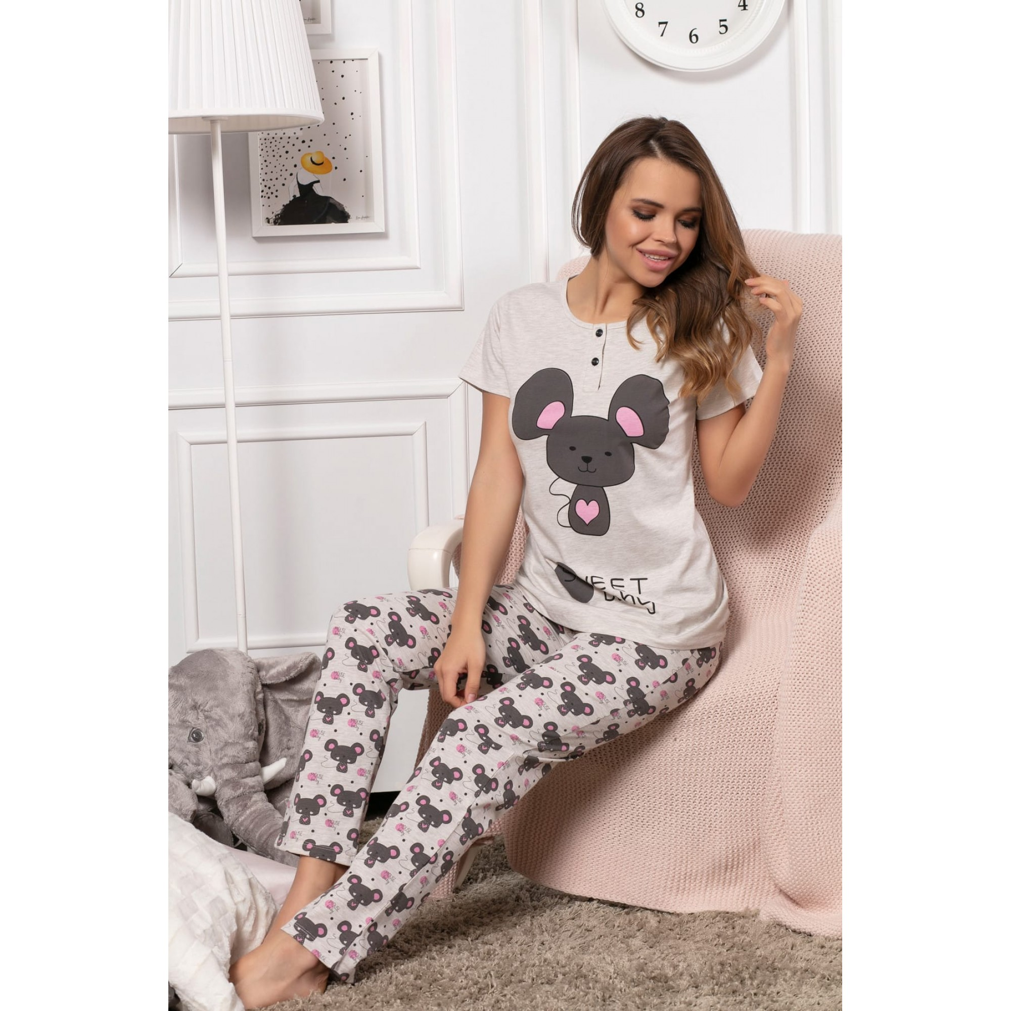 Дамска пижама Sweet Baby