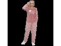 "Дамска пижама ""Сладки сънища"" - Полар"