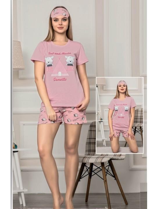 Дамската лятна пижама Маус