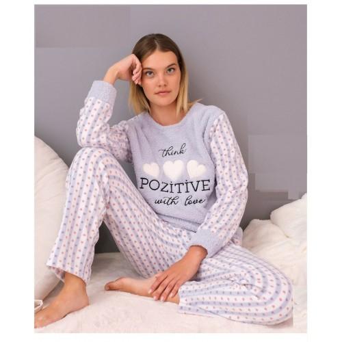 Пижама от полар Pozitive