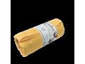 Чаршаф с ластик в комплект с калъфки Yellow
