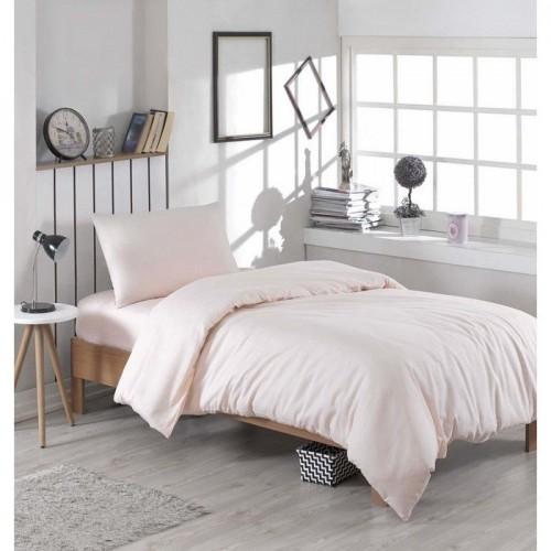 Спален комплект Baby Pink Ранфорс - 100% Памук
