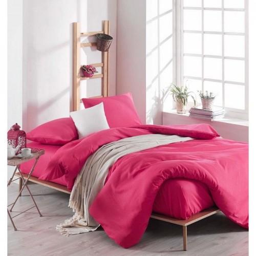 Спален комплект Candy Pink Ранфорс - 100% Памук
