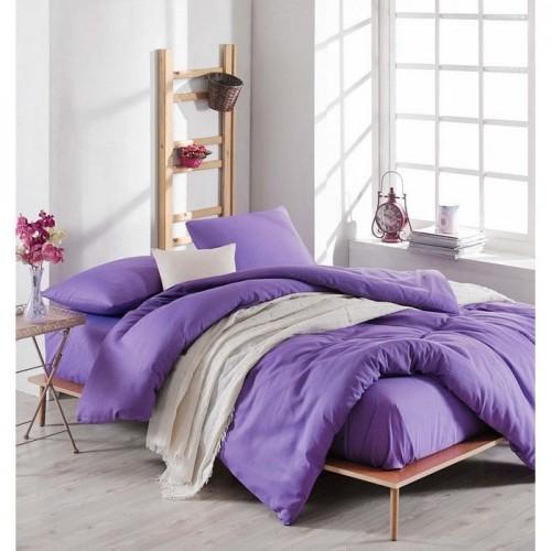 Спален комплект Purple Rain Ранфорс - 100% Памук