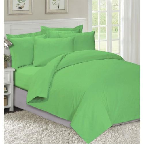 Спален комплект Pastel Green Ранфорс - 100% Памук