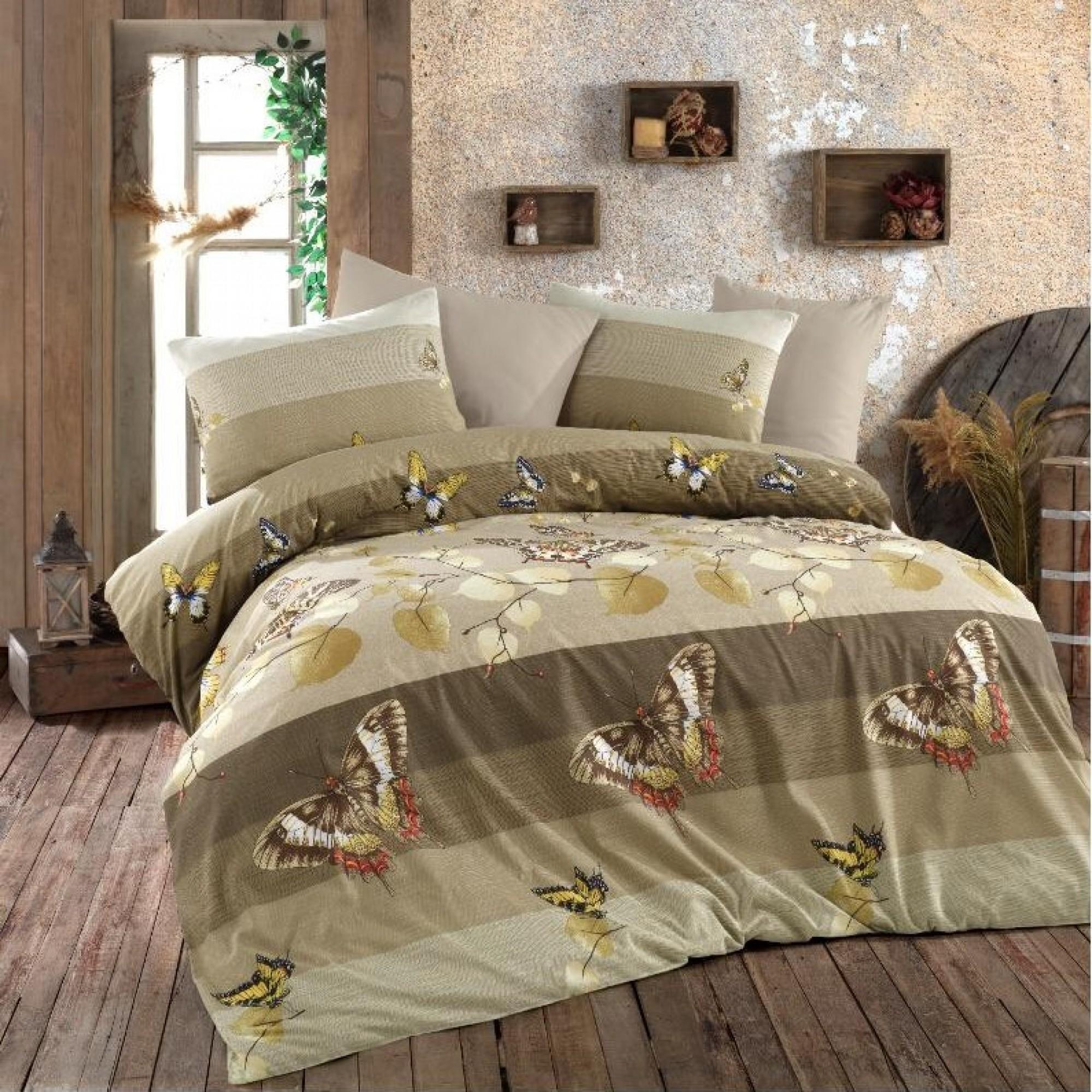 Спално бельо от ранфорс Joyful