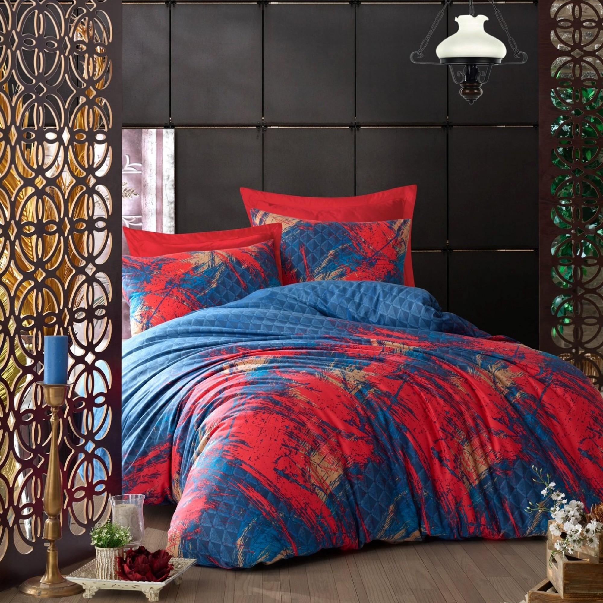 Спално бельо от ранфорс Premium