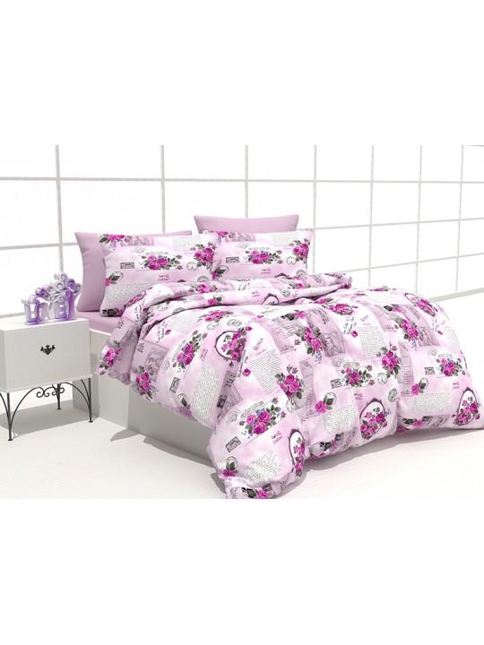 Спален комплект Flowers Fairytale от 100% Памук