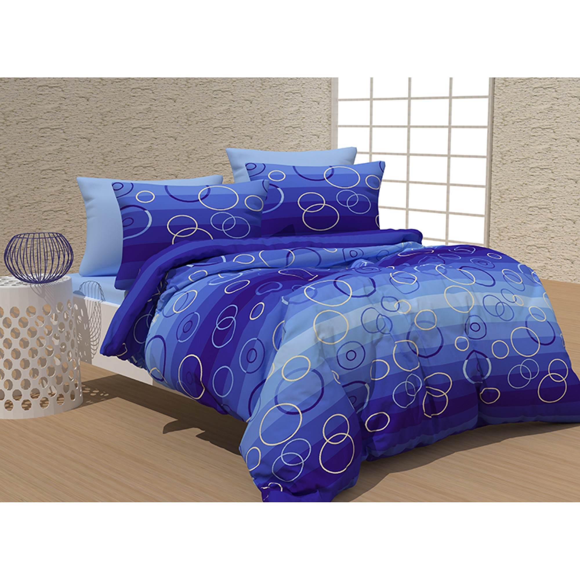 Спален комплект от 100% памук Bubble