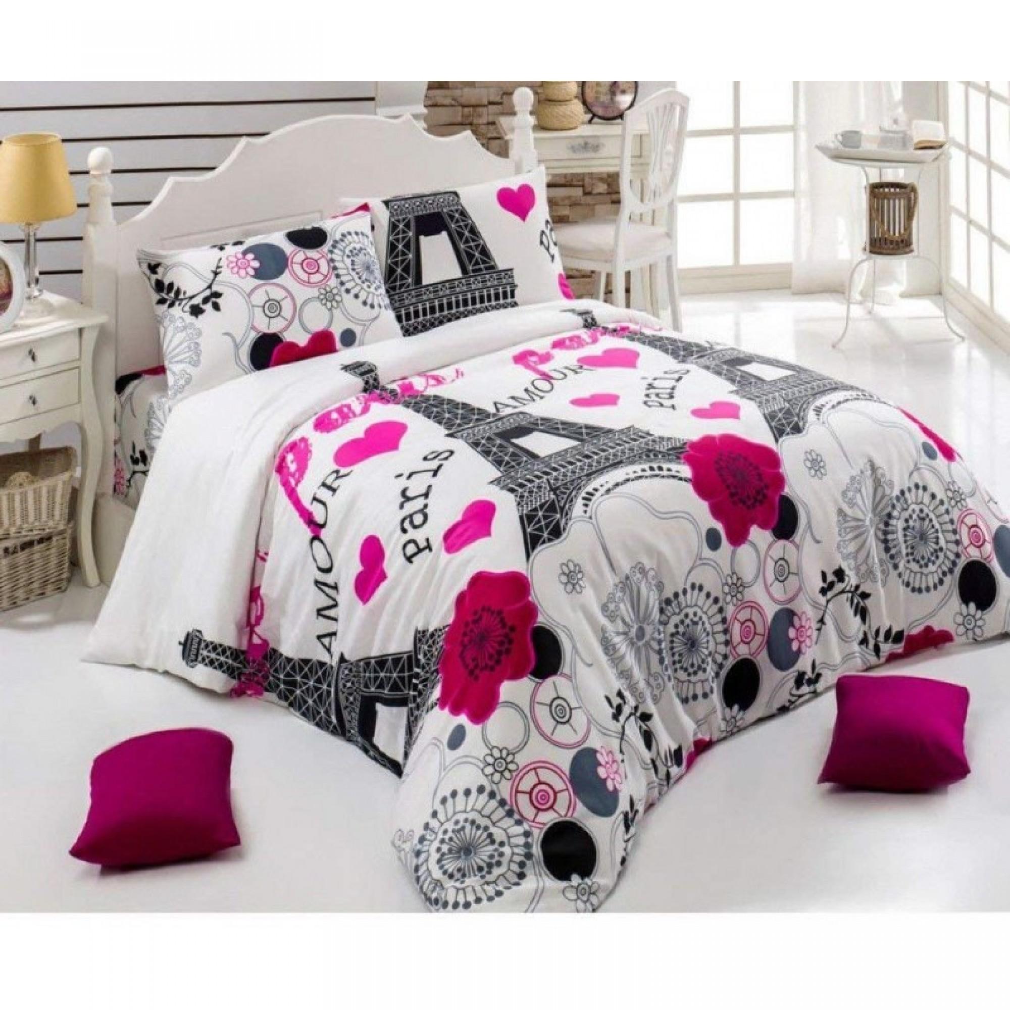 Спален комплект Paris от  100% памук
