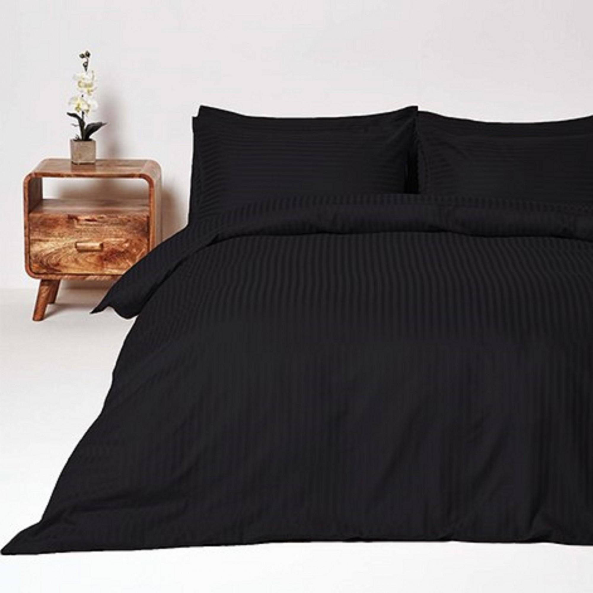 Комплект спално бельо Deluxe от памучен сатен