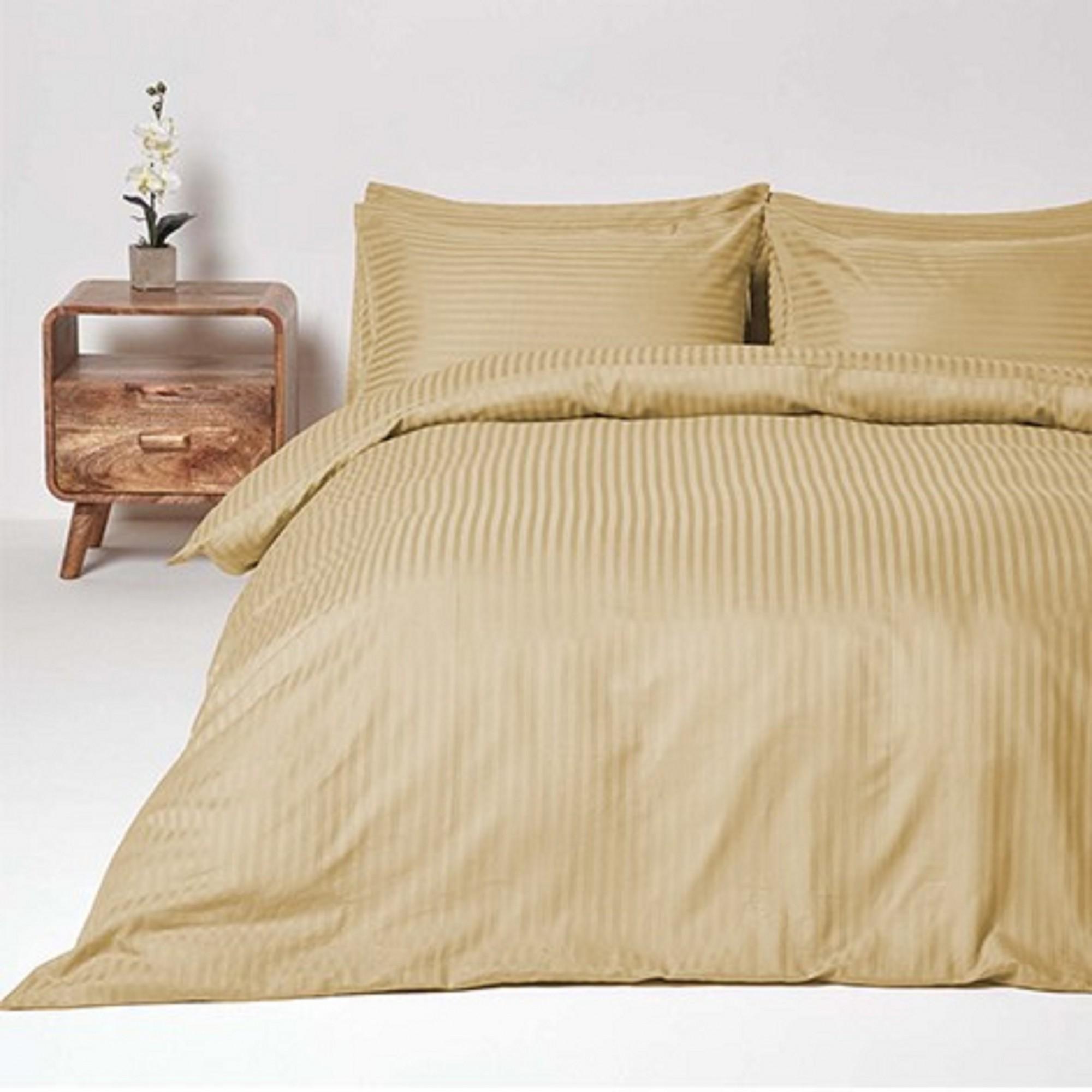 Nature спален комплект от памучен сатен