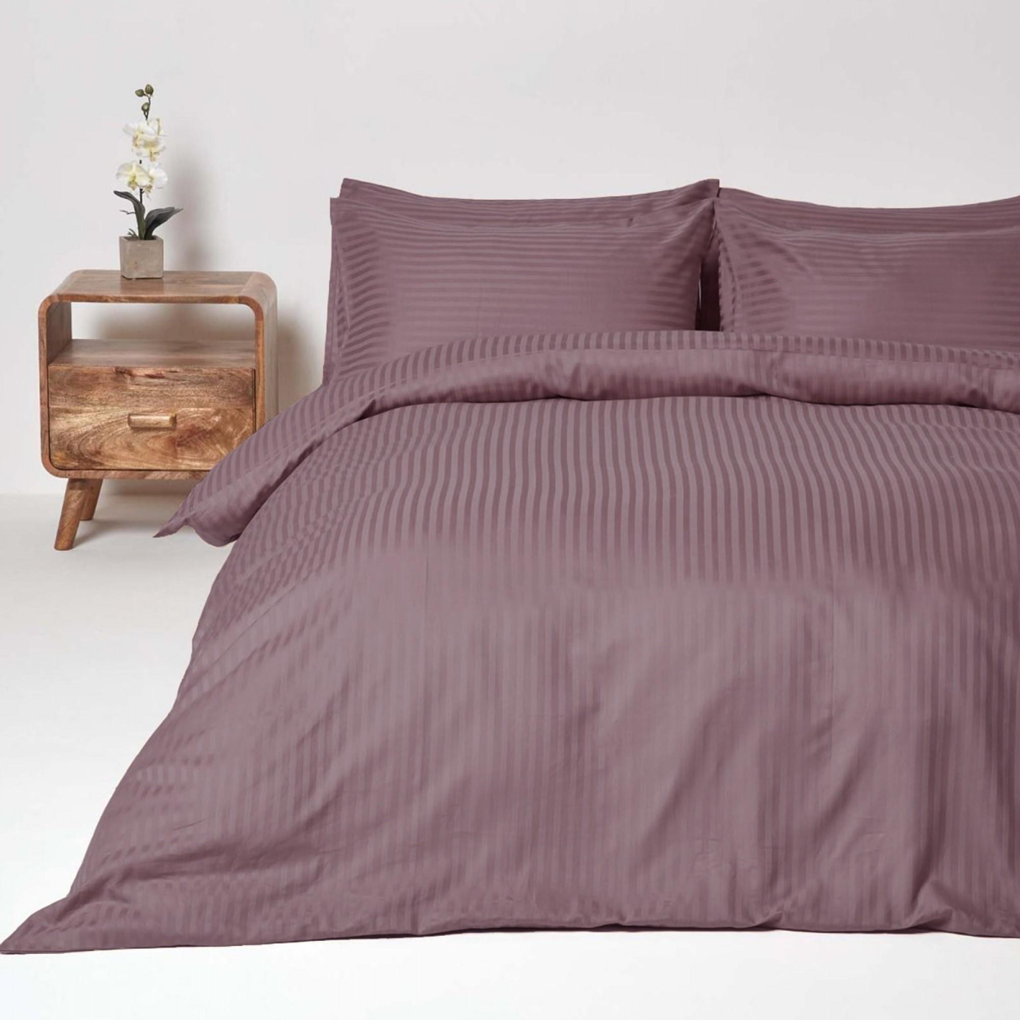 Луксозен комплект от памук сатен Candra